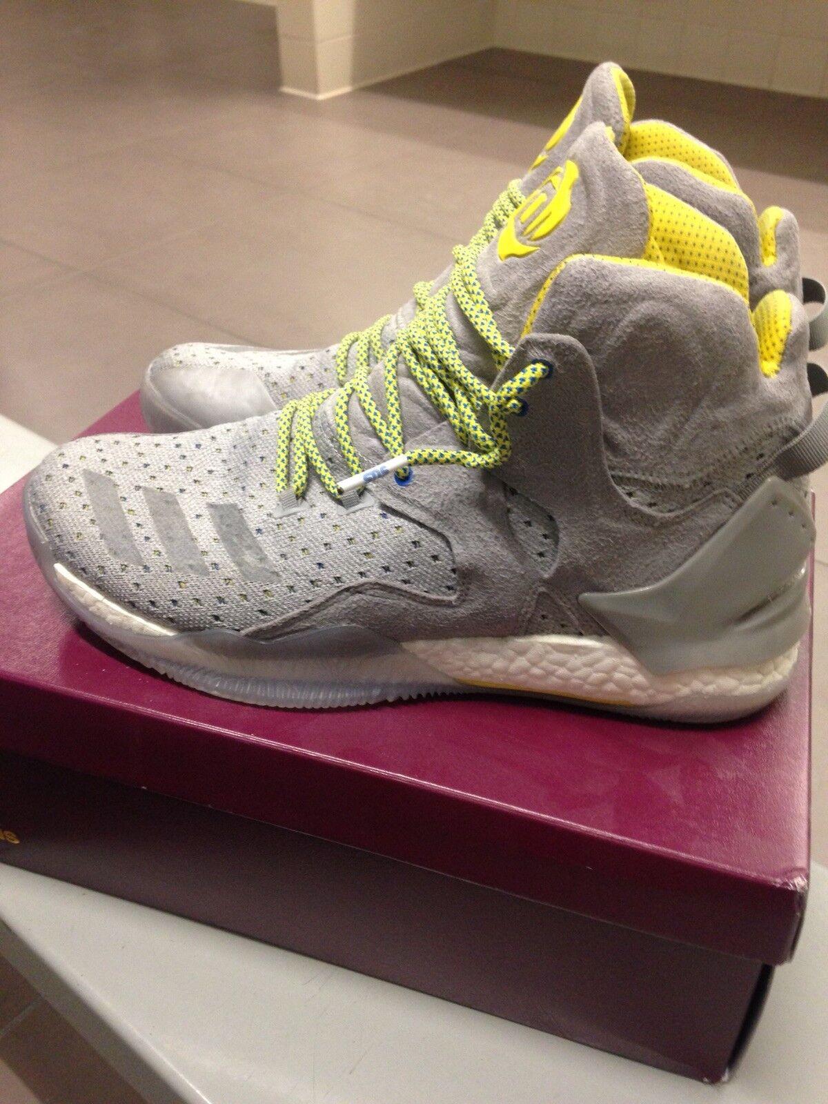 Adidas SNS Sneakers N Stuff Dpink VII Boost Primeknit SZ 9 1 2