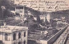 CELLE LIGURE - Via G.B.Poggi 1920