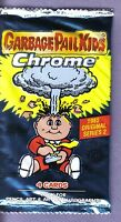 2014 Garbage Pail Kids Chrome Series 2 Hobby Pack From Box