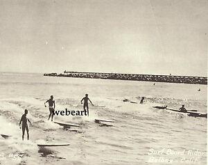 "NEWPORT HARBOR Surf BALBOA SURFBOARD Photo Print 1489 11"" X 14"""