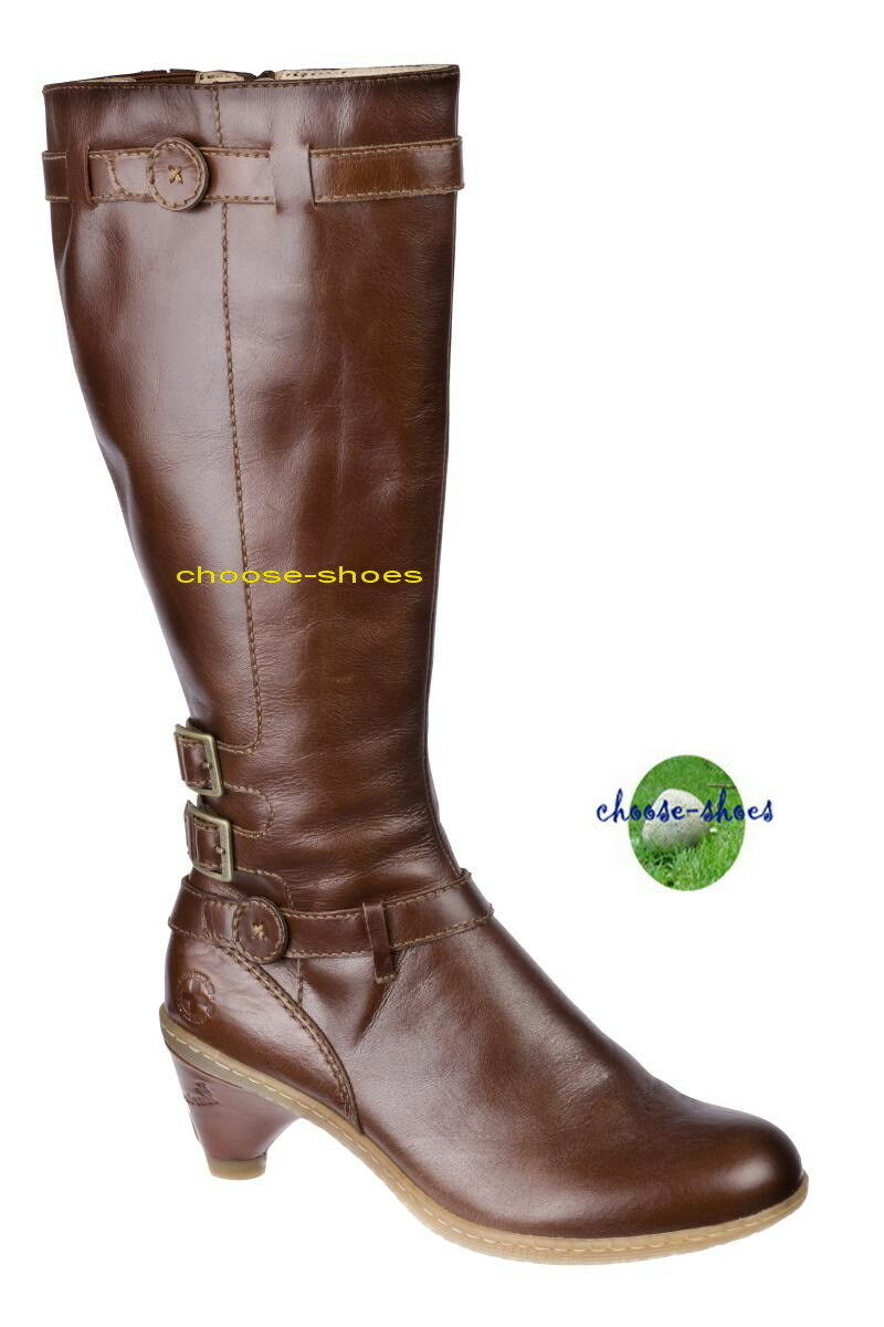 Doc Dr. Martens  botas señora  Jenna Amber 12867201 marrón