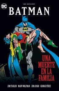 CMES-DC-Deluxe-Batman-A-Death-in-the-Family-mexican-version-in-Spanish