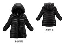 fab2ef502 ellesse Black TRIVENTO Padded Puffa Hooded Jacket Coat Adult childs ...