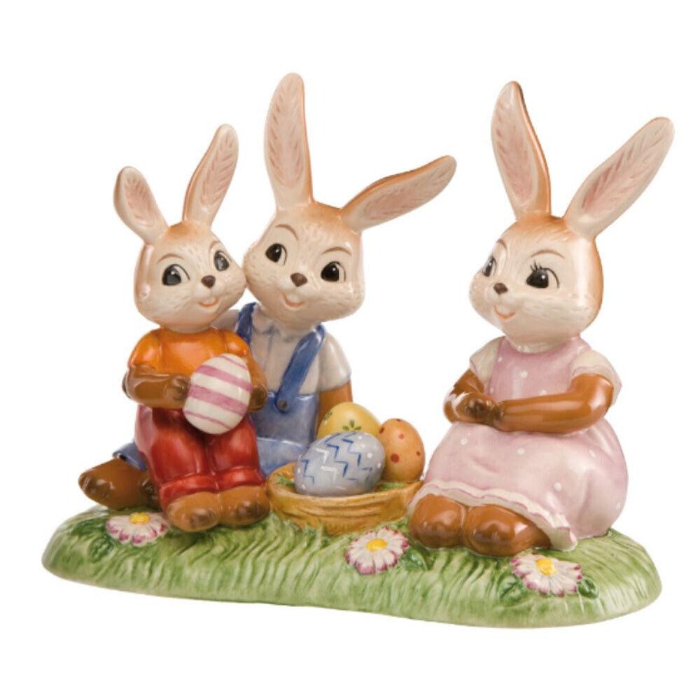 Goebel cada rincón con la familia novedad 2019 conejo de pascua 13,5 cm 66844321
