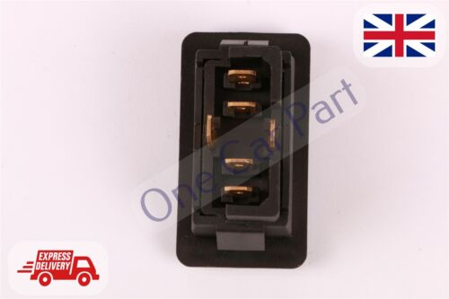 VW VOLKSWAGEN UNIVERSAL ELECTRIC WINDOW CONTROL SWITCH 6 PIN