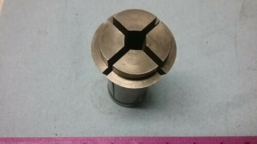 """#22 COLLET 5//16/"""" SQUARE  FOR BROWN AND SHARP AUTOMATIC SCREW MACHINES"""