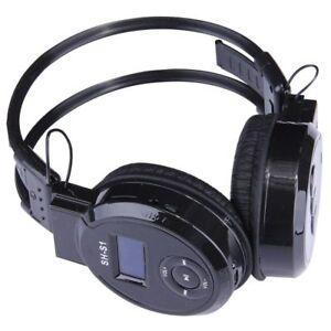 d871634544b Image is loading Folding-HiFi-Super-Stereo-Wireless-Headphones-Ecouteur-MP3-