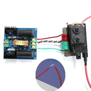 Details about ZVS Induction Heating Driver Board High Voltage Generator  Circuit + Arc Ignitor