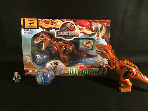 Tyrannosaurus Park works with Jurassic world Lego toy Dinosaurs XL Dinosaur