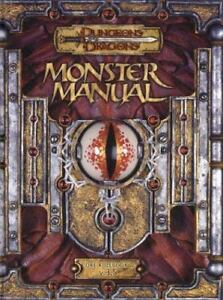 Monster-Manual-Core-Rulebook-III-v-3-5-Dungeons-amp-Dragons-d20-System