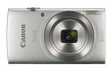 CANON Ixus 185 Digitalkamera Silber , 20 Megapixel, 8x opt. Zoom, LCD Neu!