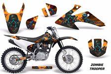 Honda Graphic Kit AMR Racing Bike Decal CRF 150F/230F Decal MX Parts 08-14 ZOMB