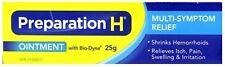 Canadian Preparation H Ointment With Bio-Dyne Multi-Symptom 25g Canada