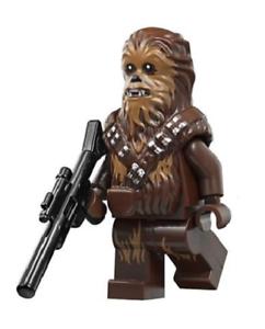 Lego® Star Wars™ Figur Chewbacca 75512 75212 Millennium Falcon sw922 brandneu
