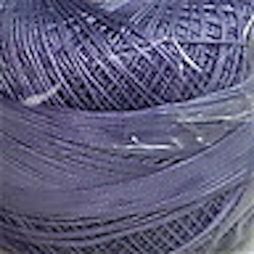 Lizbeth Cordonnet 100% Egyptian Cotton Thread Size 20 Color 642 Medium Lilac