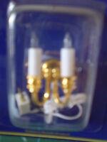 Dolls House Lighting Wall Light Lt2002