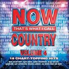Now That's What I Call Country, Vol. 4 by Various Artists (CD, Jun-2011, Universal)