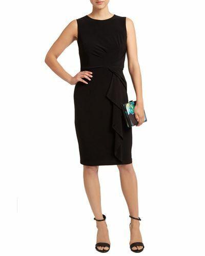 COAST Curve Jersey Jersey Jersey Dress Size 726eff