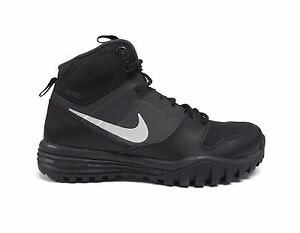 f58b6b9fd8e Nike Kids  DUAL FUSION HILLS MID Grade School Shoes Black 685621-001 ...