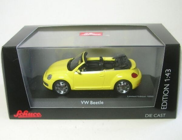 VW Beetle Beetle Beetle Cabrio (Saturn Amarillo) a6ada0