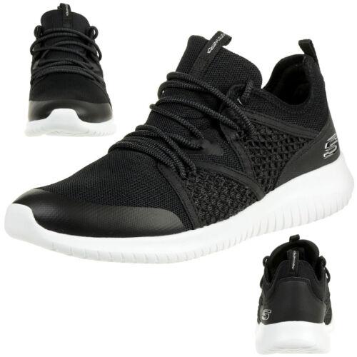 Sneaker 13096 Ultra Damen Flex Refroidissement Air Bkw Skechers Fitnessschuhe Offre Nouvelle q4xgfwXz