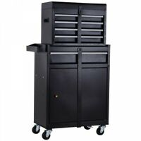 2 in 1 Top Chest Rolling Tool Storage Box Cabinet 4 Drawers tool City of Toronto Toronto (GTA) Preview