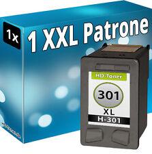 TINTE PATRONEN für HP301XL CH563EE DESKJET 3000 1000 1050 1055 2050A 3050A
