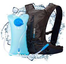 Hydration Pack for Running, Hiking, Biking - 50 oz / 1.5L Backpack Water Bladder