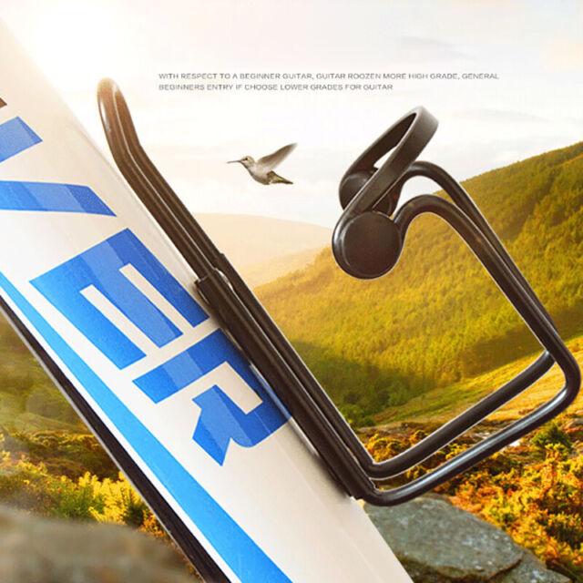 Bike Water Bottle Cage Holder Bicycle Bottle Cage Aluminum Alloy One-Side 4Color