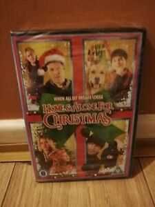 Home-amp-Alone-For-Christmas-DVD-New-and-Sealed-Fast-and-Free-Delivery