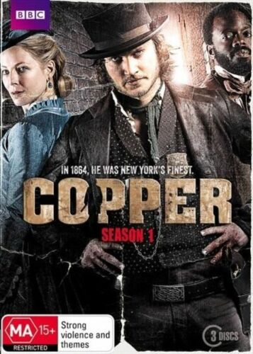 1 of 1 - Copper Series : Season 1 : DVD