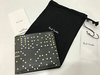 Paul Smith Wallet GAMES Billfold 8x Credit Card Made in Italy