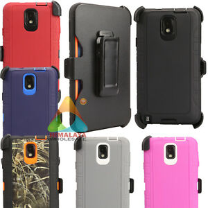 For-Samsung-Galaxy-Note-3-Case-Clip-fits-Otterbox-Defender-B01-Holster-Cover