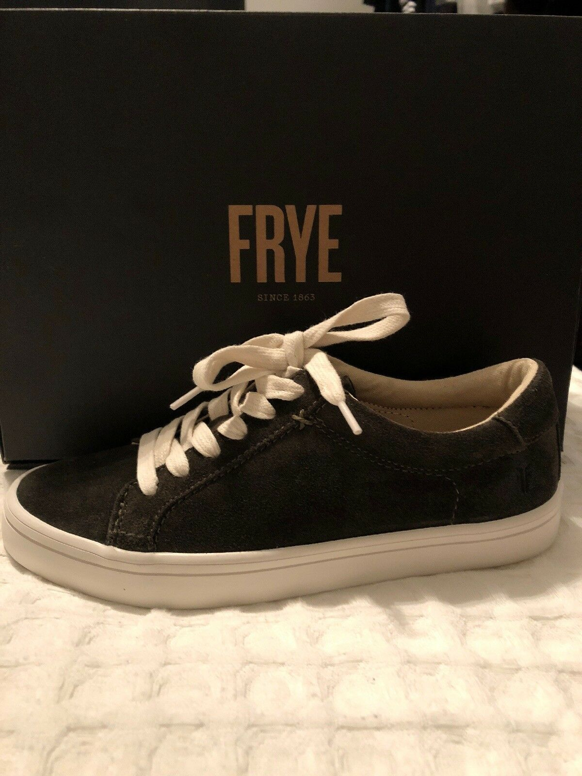 Frye Womens Kerry low lace shoes