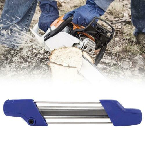 2 in 1 Easy File Chainsaw Chain Sharpener 3// 8p4.0 mm for STIHL 56057504303 New