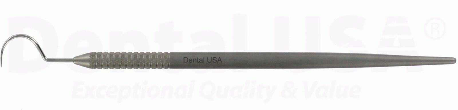 Dental USA EXPLORER Mod 1012E Plata 440A Acero Inoxidable Exp Exp Exp 54 6EZ conjunto de 10 a81ba5