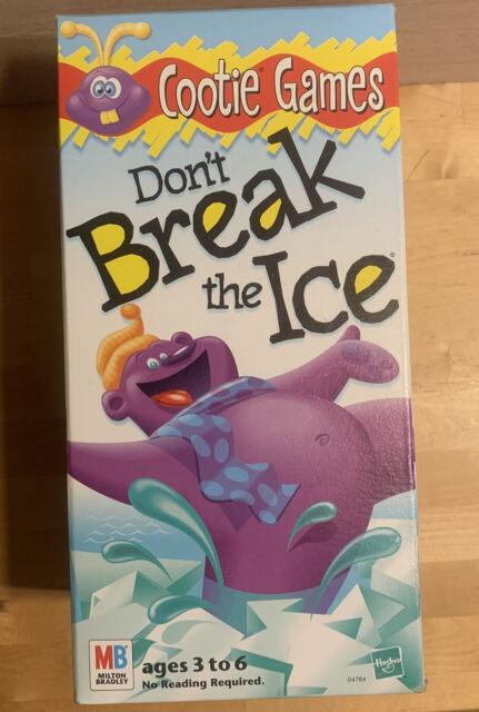 1999 Hasbro~Don't Break the Ice~MIP