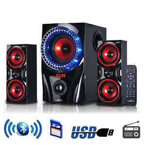 Home-Theater-Stereo-Audio-System-Bass-Sound-Speakers-Wireless-Bluetooth-USB-FM