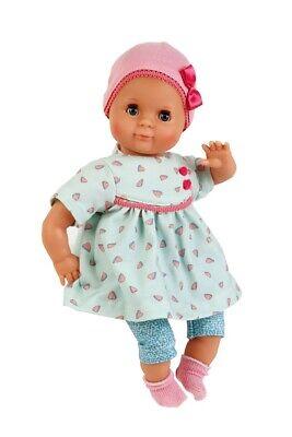 Puppen & Zubehör Sonstige Babypuppen 100% True Babypuppe Spielpuppe Schlummerle 32 Cm Im Türkis Herzchenkleid Schildkröt 243284 Relieving Heat And Thirst.
