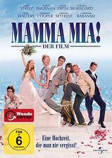 Mamma Mia Der Film - Meryl Streep - Pierce Brosnan - DVD - OVP - NEU