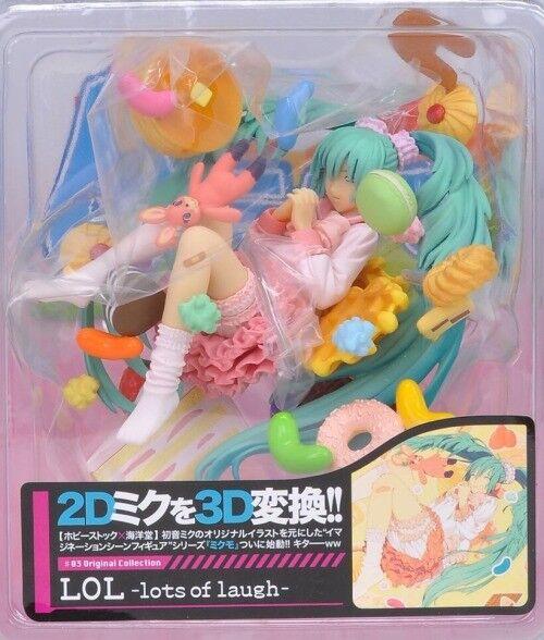 Mikumo Original Collection 3: LOL - lots of laugh Hatsune Miku PVC Figure