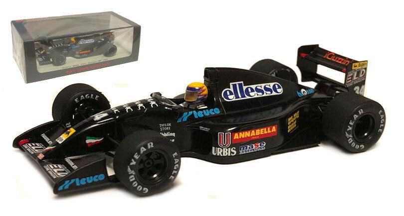 SPARK S3892 Andrea Moda S921  34 GP di Monaco 1992-Roberto Moreno SCALA 1/43