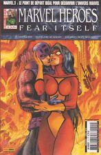 MARVEL HEROES N° 15 Marvel France 3ème Série Panini comics