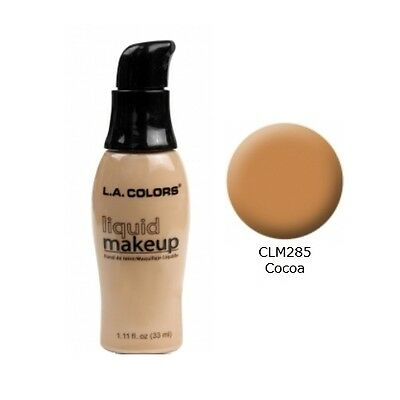 LA COLORS Liquid Makeup-LCLM285 Cocoa