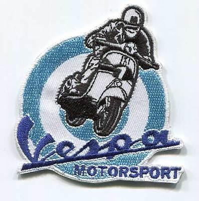 VESPA MOTORSPORT PATCH (MBP 193)