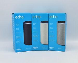 Amazon-Echo-2-Gen-Lautsprecher-mit-Alexa-Voice-System-NEU-OVP
