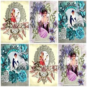 12-ART-DECO-CHERYL-Embellishments-Card-Making-Toppers-Card-Toppers