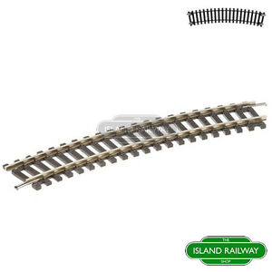 Hornby-R604-First-Radius-Single-Curve-Track-Pieces-Single-OO-Gauge-1-76-Scale