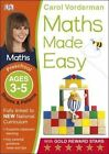 Maths Made Easy Shapes And Patterns Preschool Ages 3-5: Preschool ages 3-5 by Carol Vorderman (Paperback, 2014)