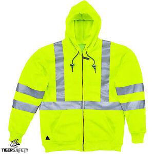Delta-Plus-Panoply-Rescue-HV-High-Visibility-Hoodie-Hi-Vis-Hi-Viz-Hooded-Sweater